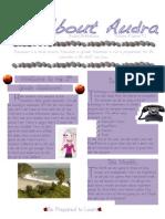 Newsletter ALH