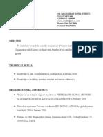 Venkat Resume 2