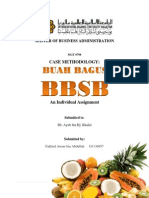 CASE METHODOLOGY - Buah Bagus