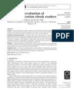 Ebook journal