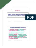 Digital Control Applications in Power Electronics Lez2