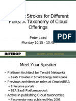 Laird Interop09 Cloud Taxonomies Fina