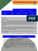 AID Delhi newsletter October 2006