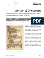 The Grammar of Ornament