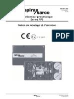 Spirax sarco Positionneur pneumatique Series PP5 - Spirax Sarco.pdf
