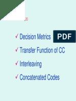 20 Convolutional Codes 3