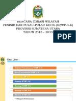 Rzwp-3k Sumatera Utara 2013