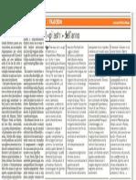 I Pilastri dell'anno. Il significato occulto del Calendario di Maurizio Ponticello (Edizioni Mediterranee/Arkeios), Brescia Oggi