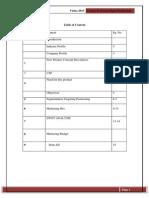 Marketing Report - Tupperware