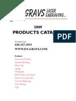 En-Gravs 2009 Main Catalog