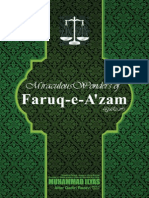 Faqs of farooq e azam