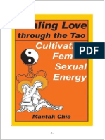 Cultivating Female Sexual Energy by Mantak Chia