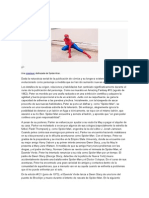 Biografia Spiderman
