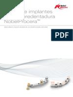 70891 NobelProcera Overdenture Bars Brochure ES