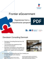 02 Frontier eGovernment - Experience From a Scandinavian Perspective