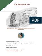 Guia Del Observador de Aves - Fco Montoya