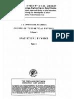 Landau L.D. & Lifschitz E.M.- Vol. 9 - Statistical Physics Part 2