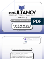 Esultancy Case Study - Tagged