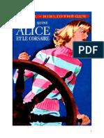 Caroline Quine Alice Roy 27 IB Alice Et Le Corsaire 1950