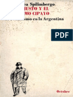Jorge Enea Spilimbergo - El Socialismo en La Argentina