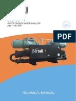 1605 8136 RVW Manual Tehnic