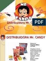 BROSHURE Distibuidora Mr. Candy.