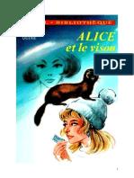 Caroline Quine Alice Roy 29 IB Alice Et Le Vison 1952