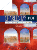 Charles Taylor - Varieties of Religion Today William James Revisited