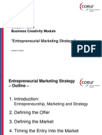 10 Entrepreneurial Marketing Strategy