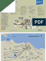 Edinburgh Campus Map