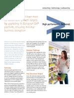 Accenture Unilever Upgrading SAP