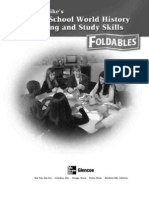 History Foldables