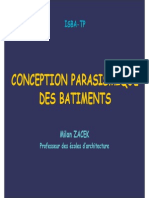 02. Conception PS Des Batiments, IsBA TP
