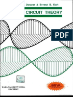Basic Circuit Theory by Charles a. Desoer- Ernest S. Kuh