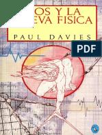 Dios y La Nueva Fisica - Paul Davies