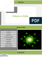 Solid State Full Course