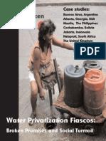 Privatization Fiascos