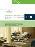 Resource Guide Managing Challenging Situations