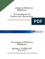 Medidor Multifasico TopFlow Rev1
