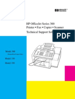 OfficeJet LX - Service Manual
