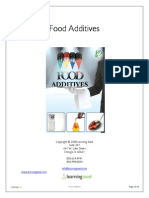 1206 Food Additives Guide