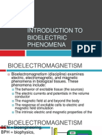 bioelectric phenomenona