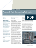 Siemens PLM Voronezh State Engineering University Cs Z5