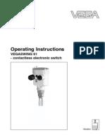 FAS26130 Operating Instruction-Vega