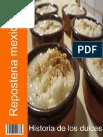 Reposteria Mexicana (Nueva)