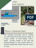 Hydraulic Ram 19.09.12