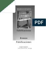 Marco Denevi - Falsificaciones