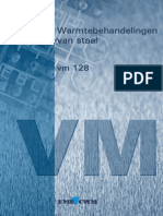 VM128 Warmtebehandeling Van Staal