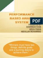 HRM performane based reward sysytem