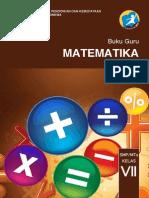 Kelas 07 SMP Matematika Guru